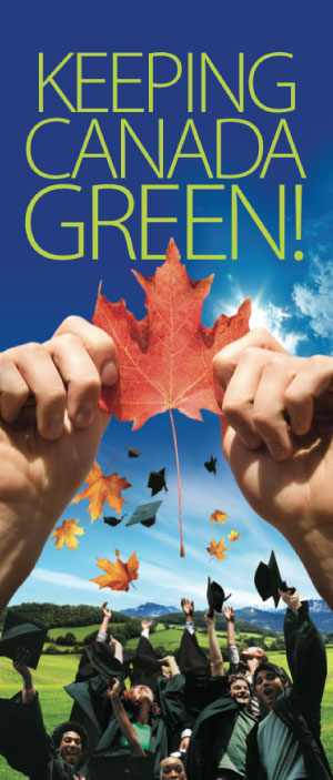 Keep Canada Green Contest