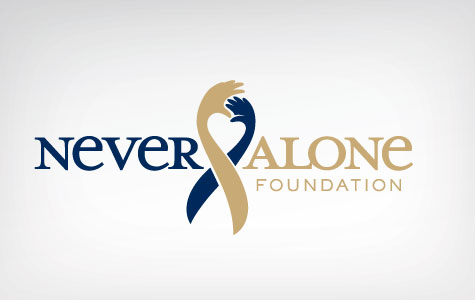 Never Alone Foundation - Together We Can Do So Much