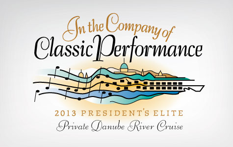 2013 President's Elite Private Danube River Cruise