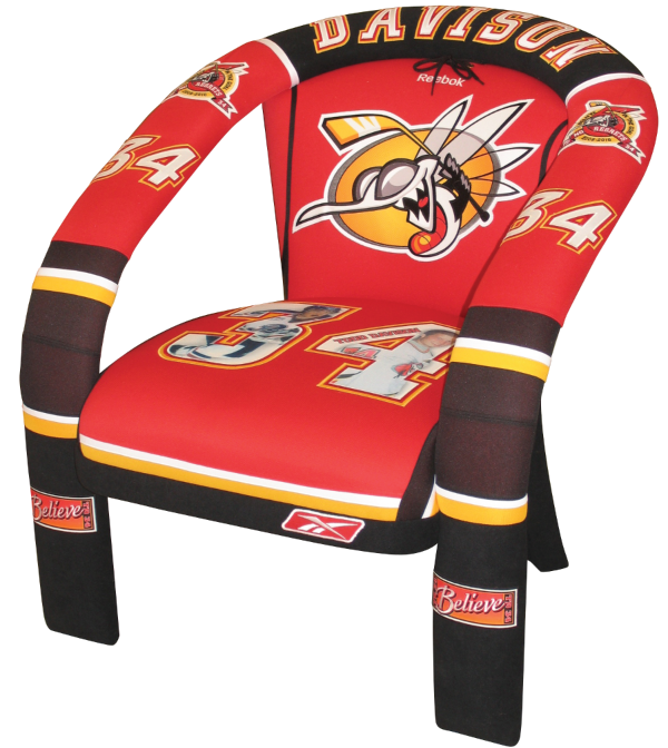 Special Jersey Chair