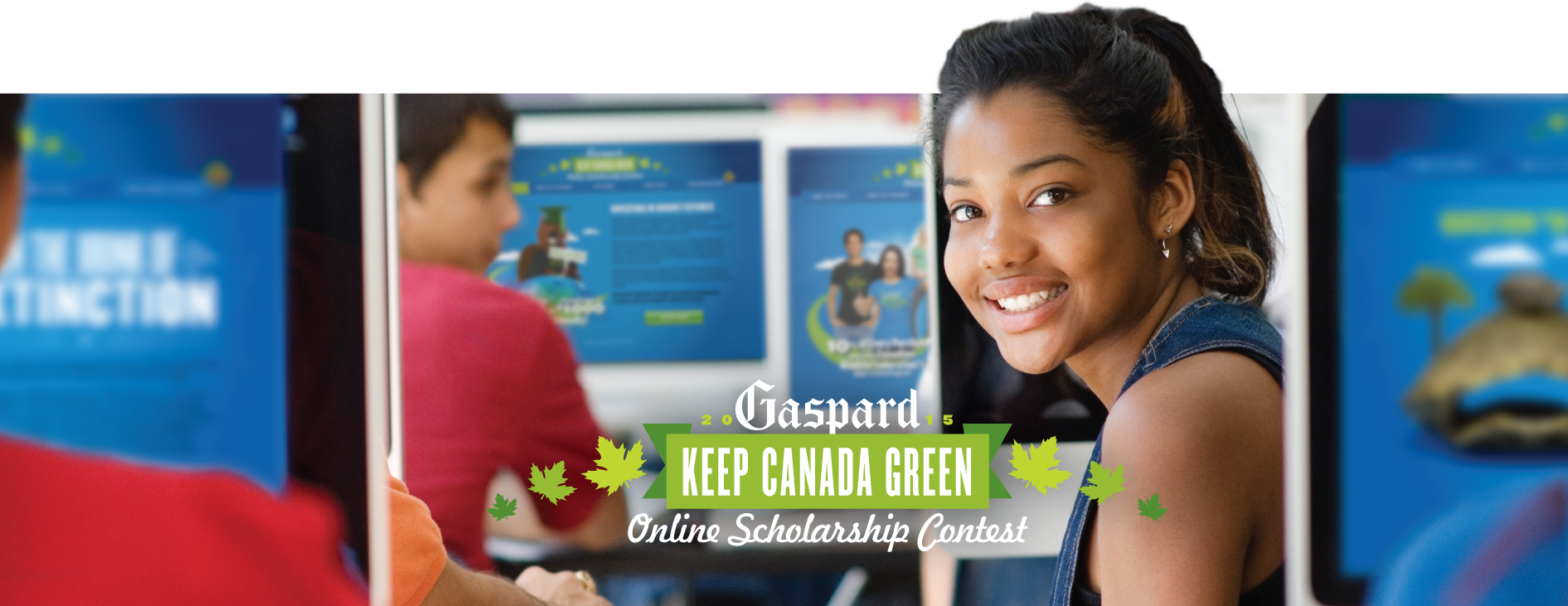 Gaspard - Keep Canada Green Contest